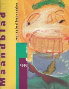 1993 cover Maandblad januari 1993