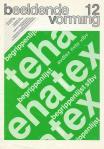 cover Beeldende Vorming 1988-12  Begrippenlijst